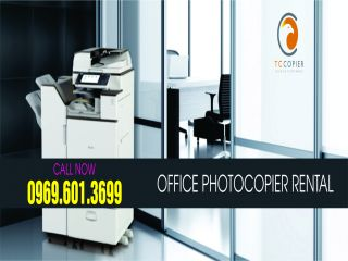 Photocopier for rent