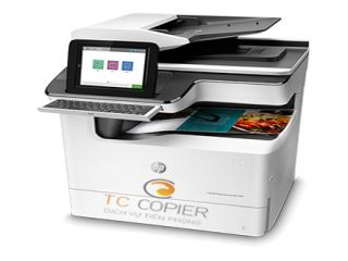 Máy in A3 HP PageWide Managed E77650 MFP