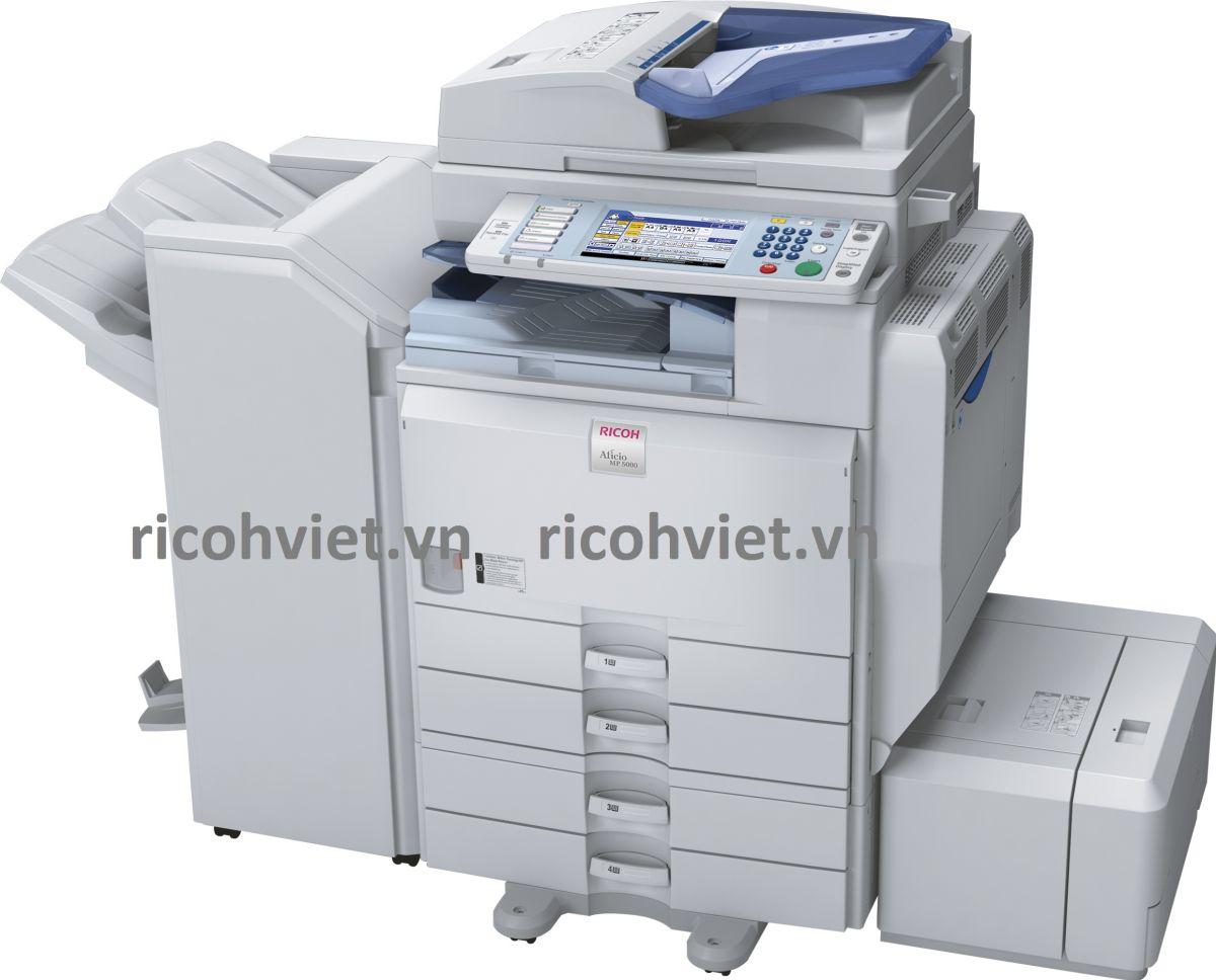 BẢNG MÃ LỖI RICOH MP4000, MP4000B, MP 5000, MP 5000B, MP4001